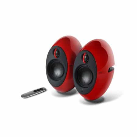 Edifier e25 Luna Eclipse - Sistema de audio 2.0 Bluetooth