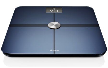 Withings Smart Body Analyzer - mejor báscula de baño