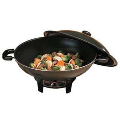 Selected Electric Wok By Aroma - mejores woks electricos