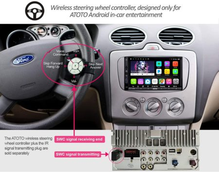 mejores radios coche android atoto a6