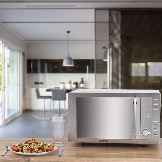 6 mejores ofertas para comprar microondas con horno y grill baratos