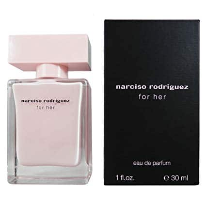 mejor perfume para mujeres - Narciso Rodriguez - For Her