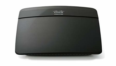 Linksys E1200-EW - Router inalámbrico