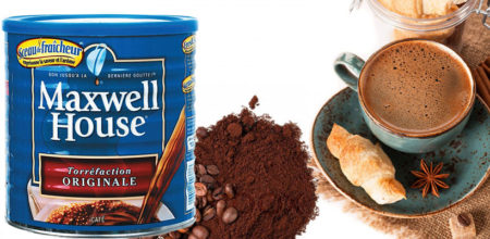 cafe Maxwell House