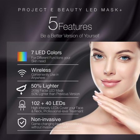 mejor mascara led - project e beauty