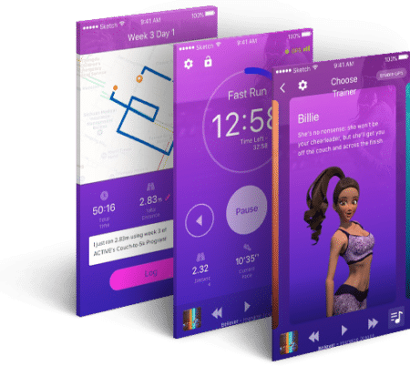 app para perder peso couch to 5k