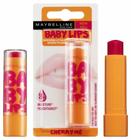 mejores balsamos labiales - Maybelline New York Baby