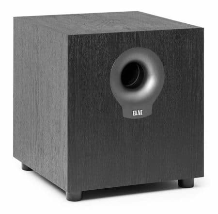 subwoofers Elac Debut s10.
