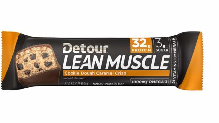 Detour Lean Muscle Whey Protein