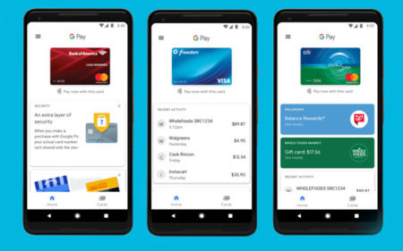 mejor alternativa a paypal - google pay