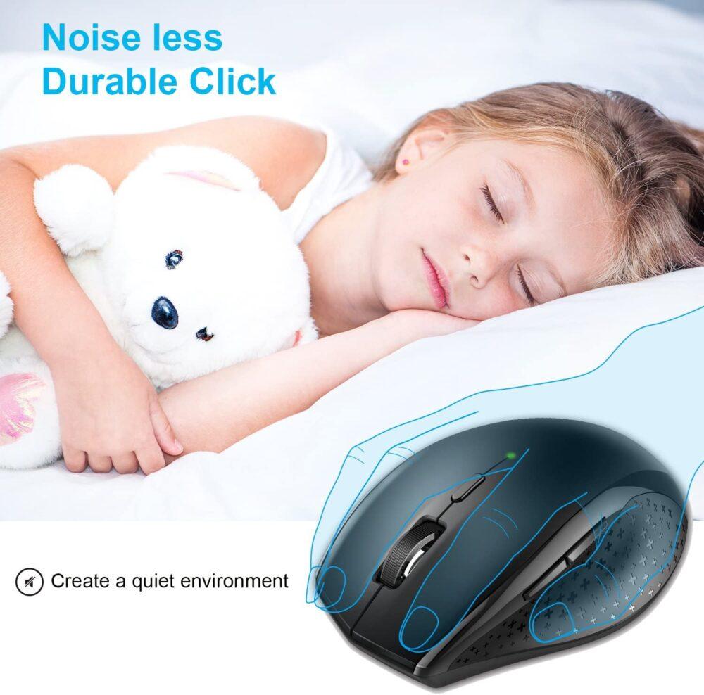 mejores ratones inalambricos baratos