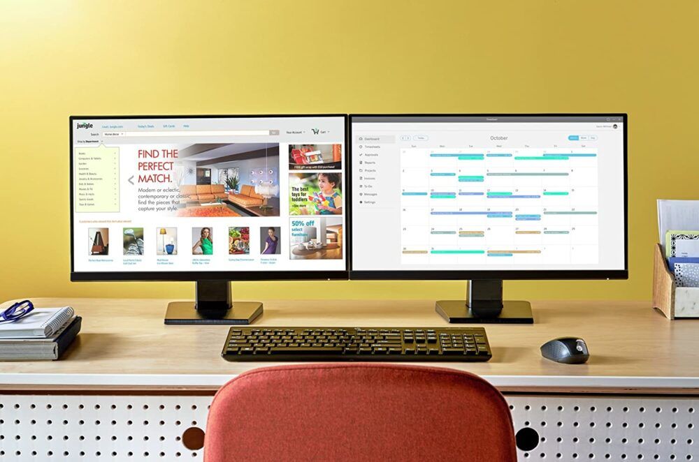 6 mejores monitores hp