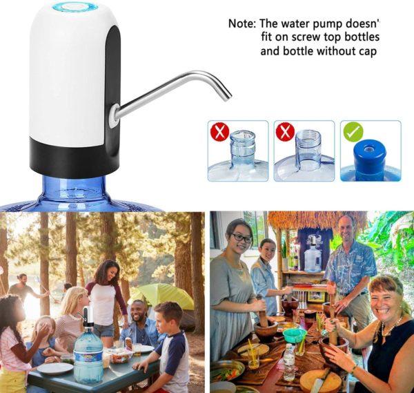 YOMYM Dispensador de Agua